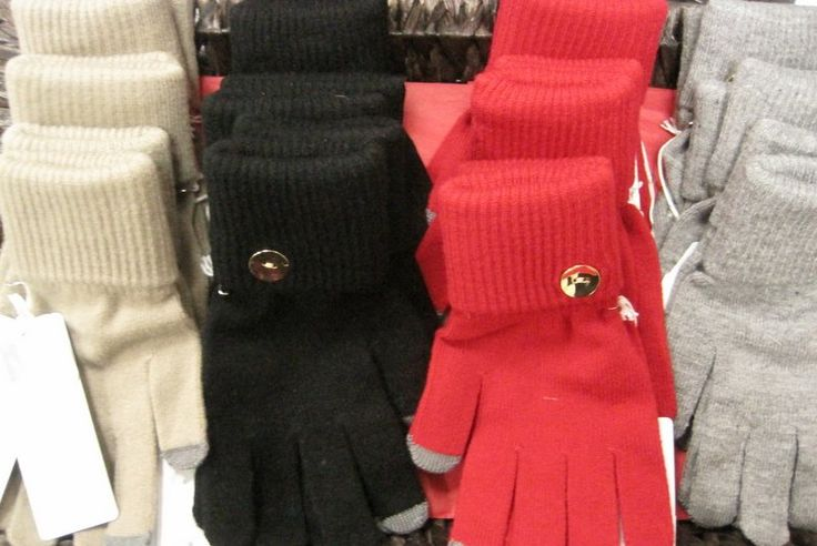 Classic Ellie Texting Gloves Smart Screen technology on the index finger and thumb High fashion meets high technology in our texting gloves. They're a must have for fall, and a clever stocking stuffer for holiday giving!