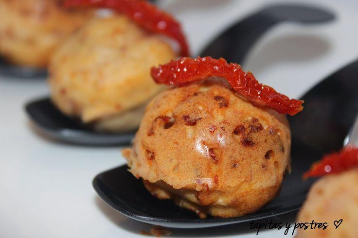 Tapitas y Postres: Cake pops de chorizo