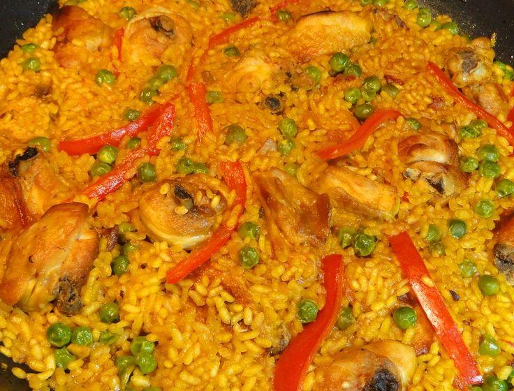 Sorprende a tu familia con este delicioso pollo a la española. Ideal para personas con diabetes: http://tuconsejeroendiabetes.wordpress.com/2014/03/27/recetas-para-diabeticos-2/