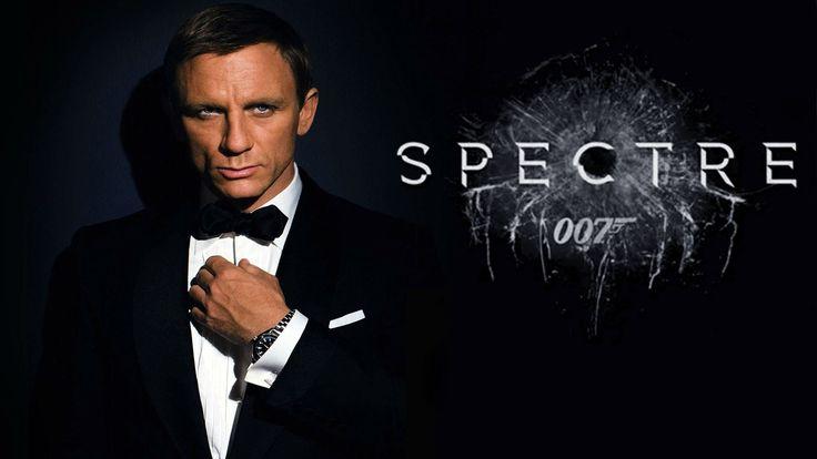 James Bond Spectre Full Movie Trailer - Bond Girls, Supercars [HD]