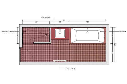 1000 id es sur le th me salle de bain 5m2 sur pinterest for Agrandissement maison 5m2