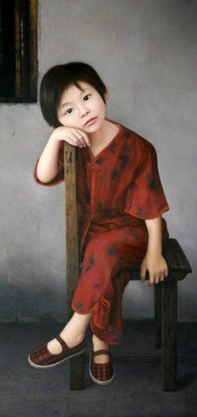 Happy Childhood by Wu Chengwei (1973, Chinese) ============================= profgasparetto / eagasparetto / Dom Gaspar I ================================== www.profgasparetto21.wordpress.com ================================== https://independent.academia.edu/profeagasparetto