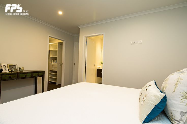 Master Bedroom. Come visit the showhome at Lot 9 - 2 Tuatini Place , Long Bay , Long Bay, Auckland Hours: Wednesday - Sunday 12pm - 4pm