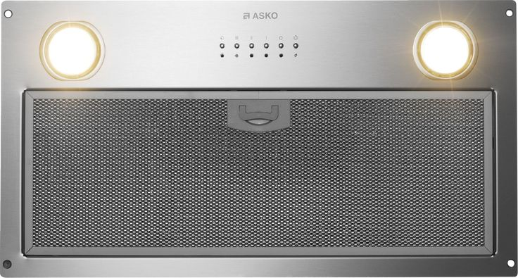 Asko 52.5cm stainless steel concealed rangehood (model CC4520) for sale at L & M Gold Star (2584 Gold Coast Highway, Mermaid Beach, QLD). Don't see the Asko product that you want on this board? No worries, we can order it in for you!