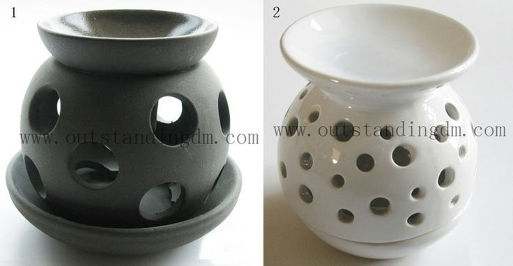 Ceramic Oil Burner ~ Best images about ceramic essential oil burners on