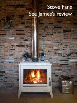 Wood burner stove and Stove installation
