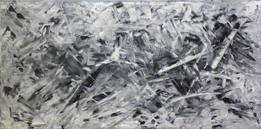"Saatchi Art Artist Melanie Graham; Painting, ""deal with it"" #art"