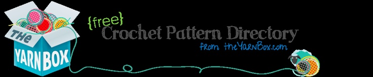 The Yarn Box FRESH and new FREE pattern directory!!!