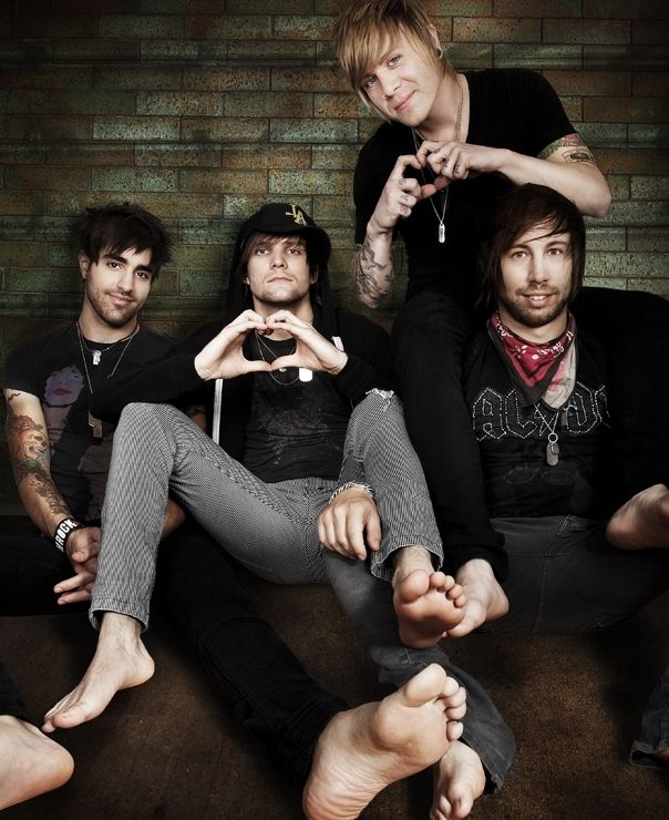 Boys like girls the band pics