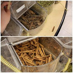 Make Cinnamon Toothpicks :: I'm sure the same technique would work with other flavors, although I'm not sure which ones would be good choices. Maybe peppermint, lemon, clove, anise/licorice?