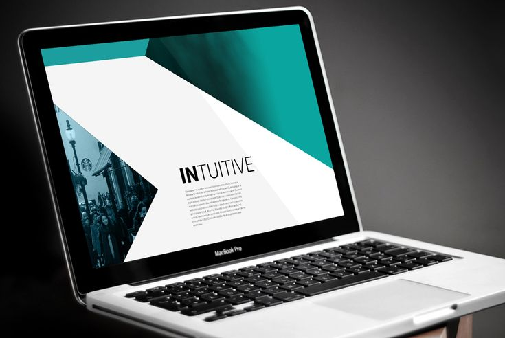 Website design concept for a training institute that never went ahead.