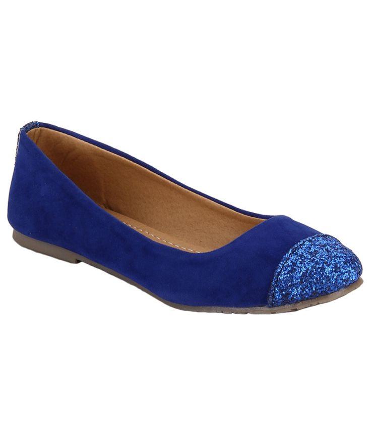 Blue Button Blue Ballerinas, http://www.snapdeal.com/product/blue-button-blue-ballerinas/110864044