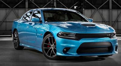 2019 Dodge Charger Redesign