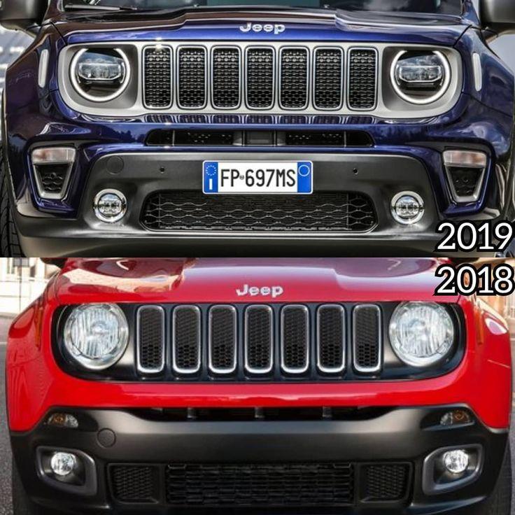 2019 Jeep Renegade. #carcompare