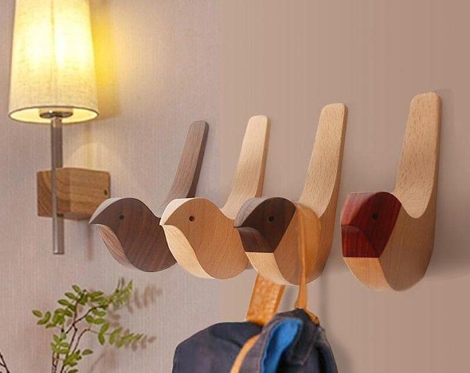 Colorful Simple Modern Ideas Wall Hook Decorative Hook Wall Etsy Decorative Wall Hooks Modern Wall Hooks Decorative Hooks