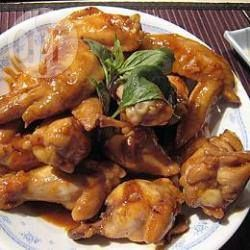 Ailes de poulet sauce Teriyaki @ allrecipes.fr