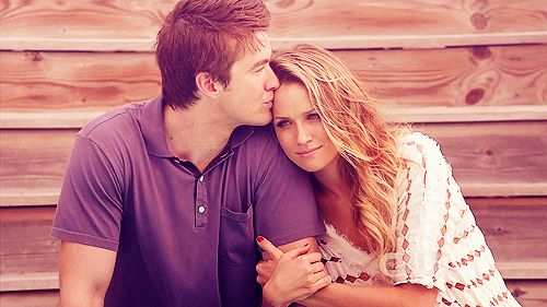 One Tree Hill - Quinn & Clay