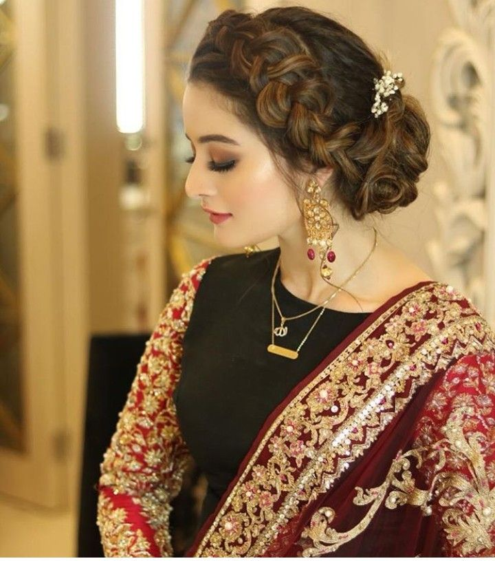 Hairstyles For Wedding Parties: Wedding Party #Aineebkishadi