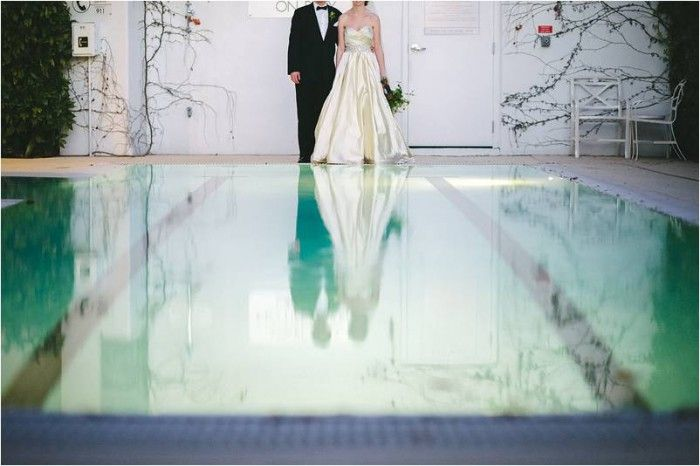 Bride and Groom | Navy Rustic Elegance Proximity Hotel Wedding | Julie Livingston Photography | Leigh Pearce Weddings, Greensboro North Carolina Wedding Planner, Stylist, Coordinator