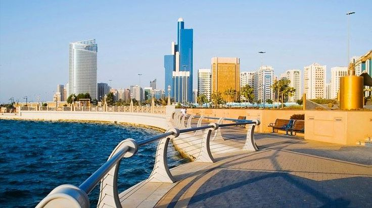 Sail around the exotic Middle Eastern waters
