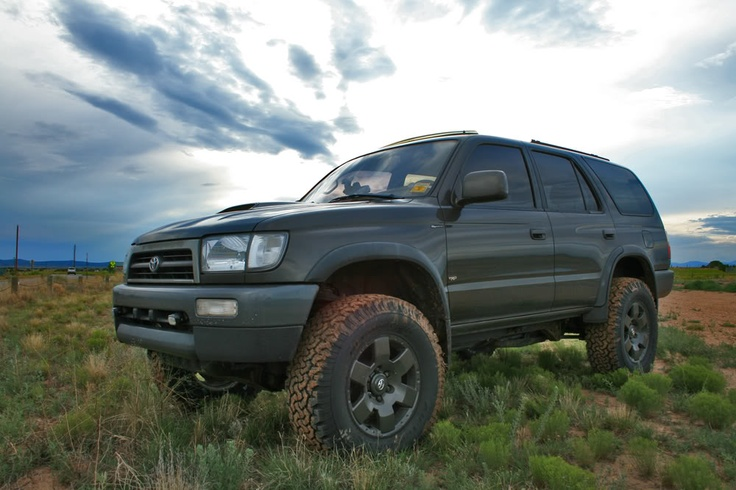 3rd gen 4runner by mastacox on yotatech very impressive with fj wheels 3rd gen 4runners 96. Black Bedroom Furniture Sets. Home Design Ideas