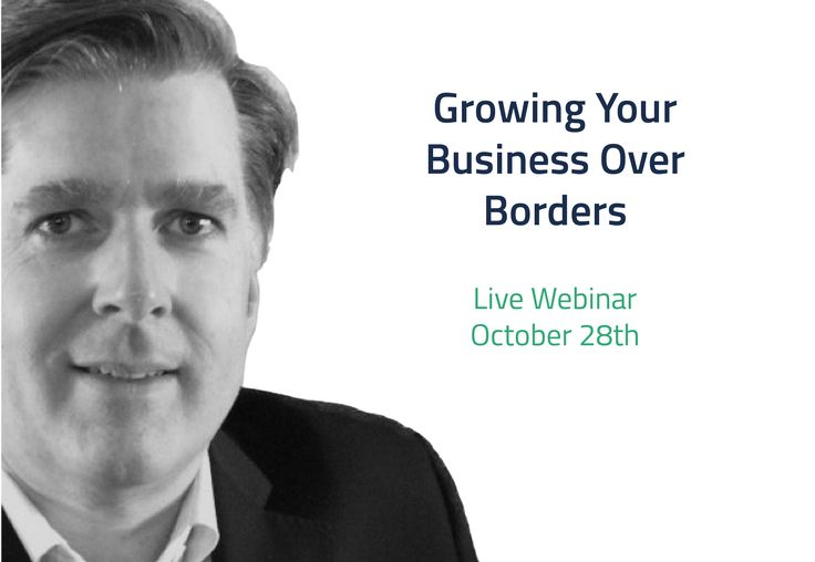 Looking to enhancing your business growth abroad? During this 45-minute interactive webinar, Bob McInnis will provide practical tips and examples for how you can improve your marketing overseas to accelerate growth. He'll also answer questions and share a self-assessment quiz. Places are limited, so sign up today! http://duffy.agency/growing-your-business-over-borders/   ‪#‎DuffyWebinar‬ ‪#‎InternationalMarketing‬  ‪#‎BusinessGrowth‬