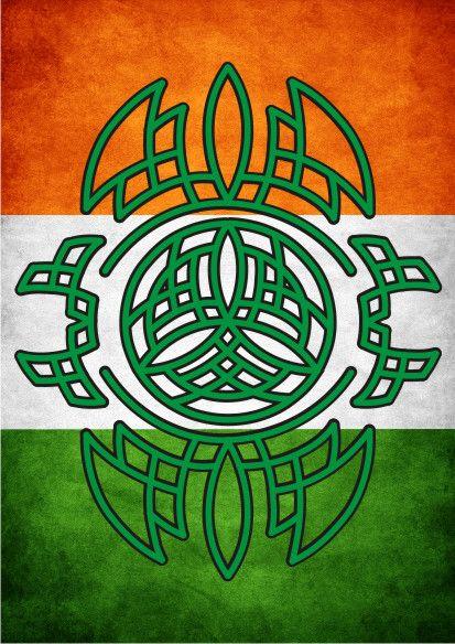 irish pride by zuzga.deviantart.com on @deviantART