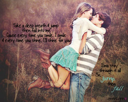 Taylor Swift - Jump Then Fall  made by me :) JennyLynn<3