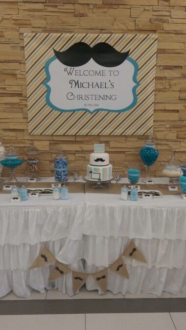 D-day!! Michaels Christening today