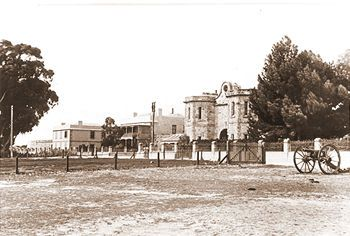 Fremantle Prison in Western Australia -The Fremantle Prison has a rich and varied past. As a place of incarceration for almost 150 years its inmates included British convicts, local prisoners, military prisoners, enemy aliens and prisoners of war. Fremantle Prison was constructed soon after the arrival of the convict ship Scindian in 1850. The Swan River Colony was settled by free settlers in 1829. In 1849, the farmers petitioned the colonial authority to request