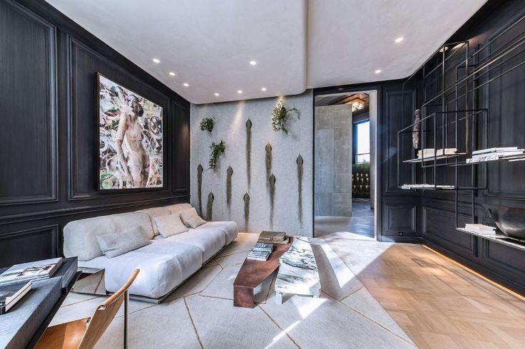 Ad int rieurs 2015 l avant garde du style interiors for Avant garde interiors