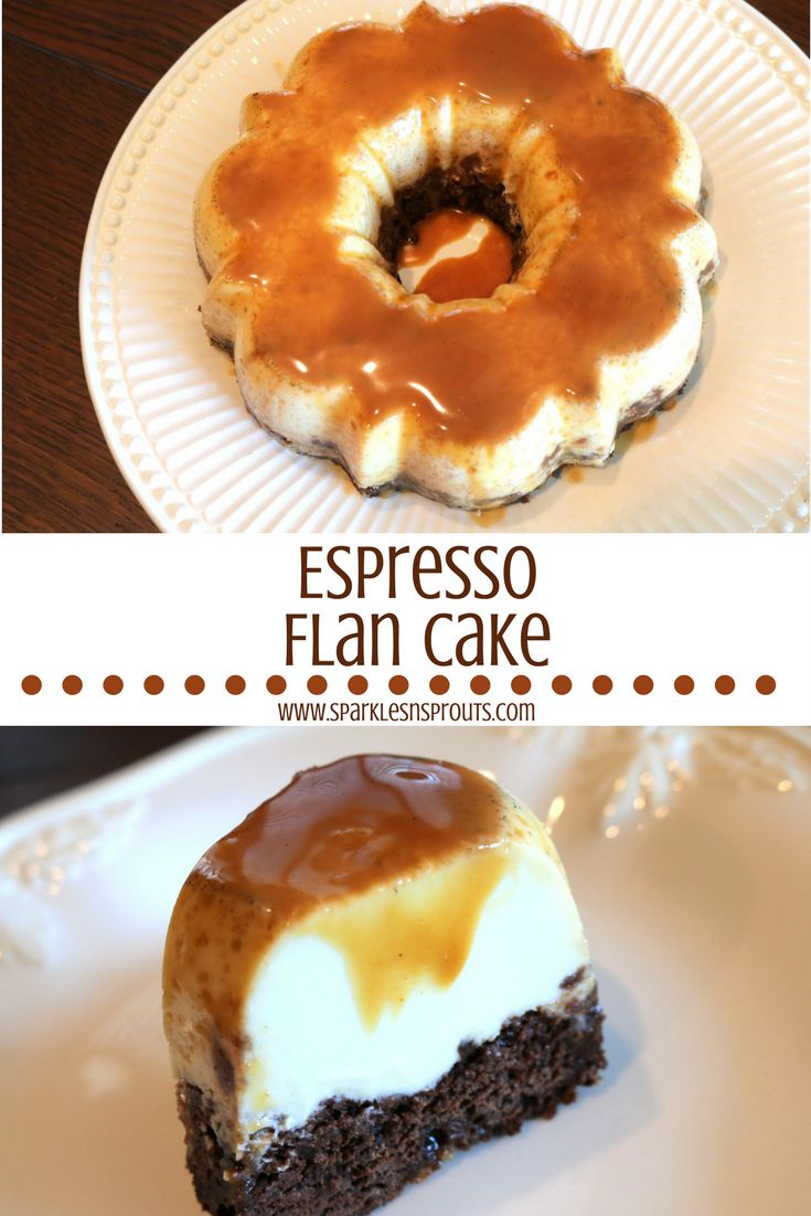 Make this Cinco de Mayo something to remember with this super decadent Espresso Flan Cake!!