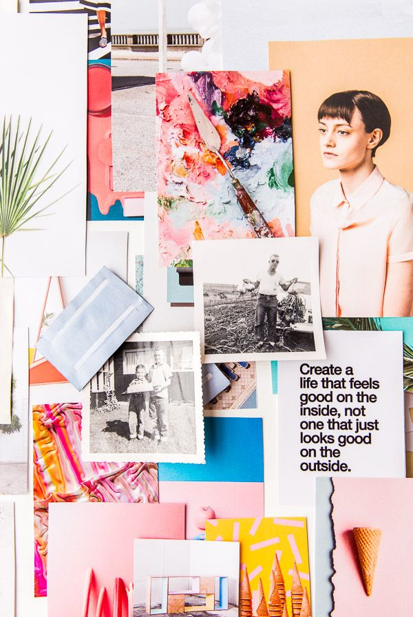178 Best Images About Great Examples Of Mood Boards On