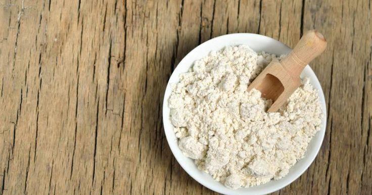 Colloidal oatmeal - dandruff remedy