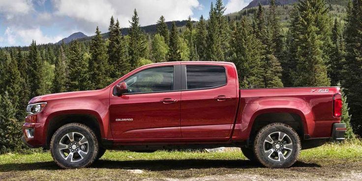 2015 Chevy Colorado Pricing Announced