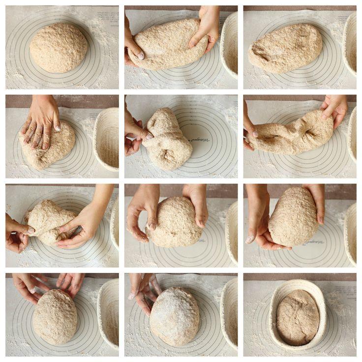 Say Little Hen: Recipe: 100% Spelt Sourdough Bread + Photo Tutorial