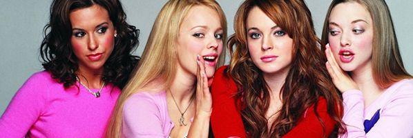 Dicas de filmes de patricinhas: Meninas Malvadas (Mean Girls): Girls Generation, Life Lessons, Favorite Movies, Mean Girls Quotes, Lindsay Lohan, Girls Turning, Classic Movies, 10 Years, High Schools