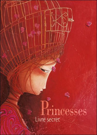 Rébecca Dautremer | The Secret Lives of Princesses | Princess Claire Voyant, who can see very far into tomorrow (but muddles her predictions); Princess Oblivia, who forgets everything and misses all her appointments; Princess Tangra-La, who does the tango, the fandango, and any dance that comes her way; and Princess Babbling Brooke, who chatters on and on about everything and nothing.