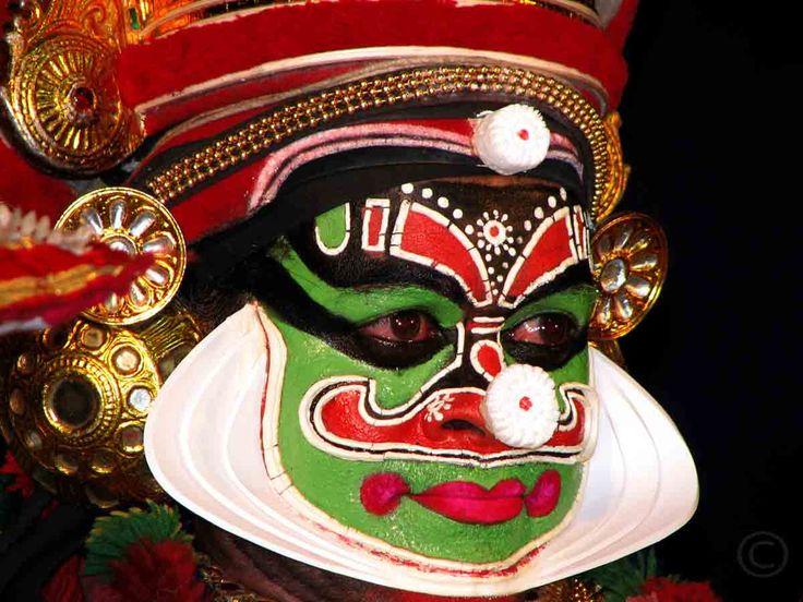 Kutiyattam- Ravana