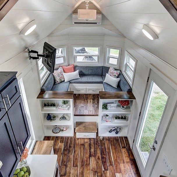"5,576 Me gusta, 27 comentarios - @architecture_of_tomorrow en Instagram: ""Tiny House. #architecture #architectureporn #architecturelovers #architecturedesign #architect…"""