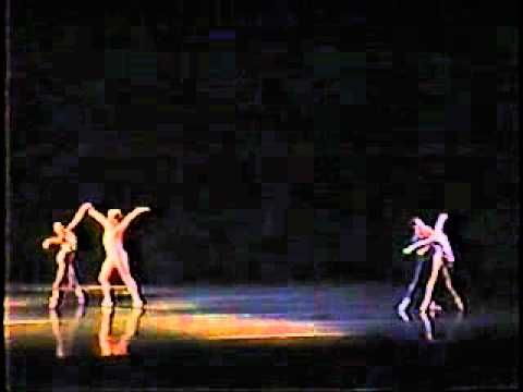 Split House Geometric: John Alleyne: Clip 1 - Choreographed by John Alleyne. Split House Geometric is a contemporary ballet set to Arro Part's Fratres (violin and piano). Performance by Ballet BC.