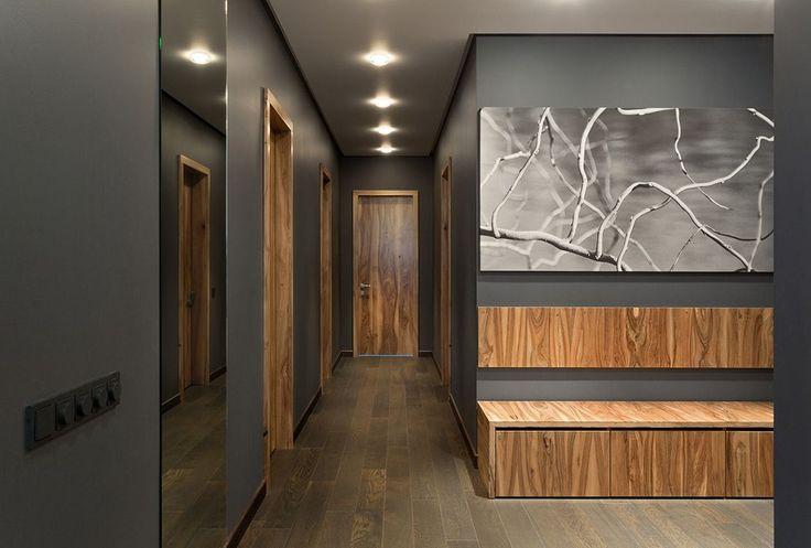 Киевская квартира 90 м2 в стиле эко-минимализм - Дизайн интерьеров | Идеи вашего дома | Lodgers