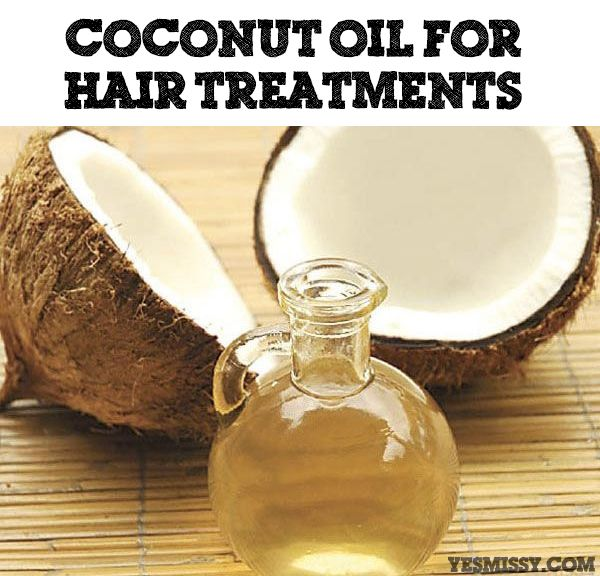 Coconut oil uses & benefits: Hair treatments and conditioners