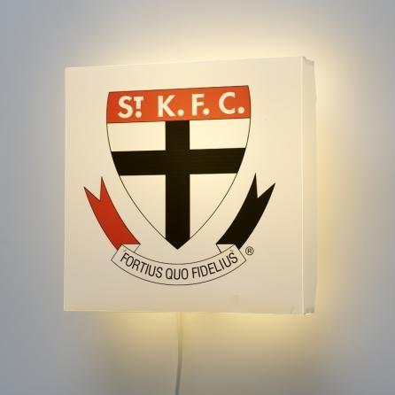 AFL St Kilda FC Wall Lamp #walllamps