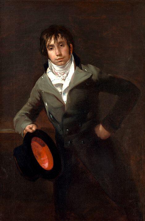 Francisco Goya, Portrait of Bartolomé Sureda y Miserol, 1803–04. on ArtStack #francisco-goya #art