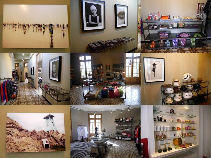 La galerie de l'aimance, concept store et salon de thé - Ibertakanes