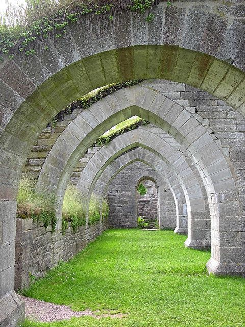 """Vadstena, Sweden...""""These ruins are my favorite spot in all of Sweden"""" said former pinner. How I would love to visit this place!"""