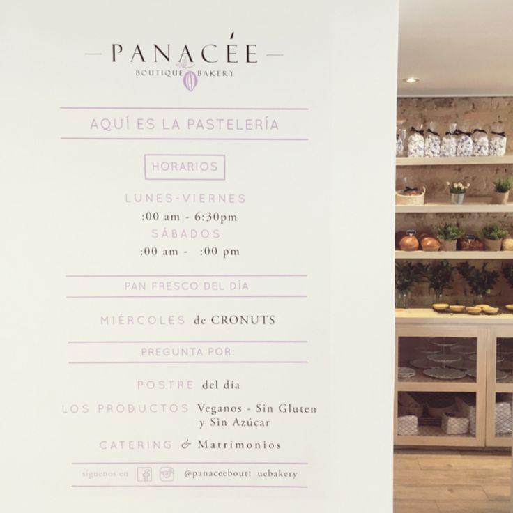 Diseño de pared para una panaderia artesanal en bogota @panaceeboutiquebakery 💜