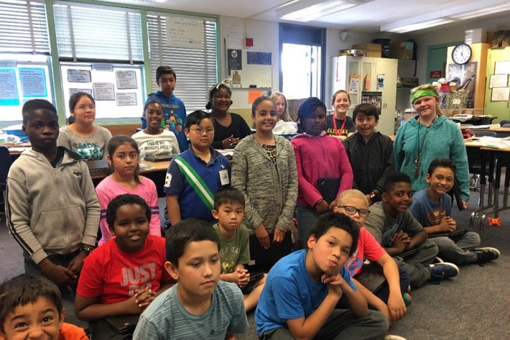 For the last ten weeks, I have been fortunate enough to volunteer at Clay Elementary School (San Diego School District) in Ms. Burnworth's fifth-grade class. As a UCSD mentor, I have gotten to know the diverse group of students in her classroom and seen how capable and bright they are, despite th...