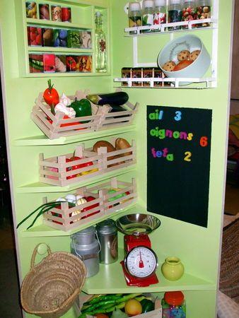 coin cuisine : plein d'idées pour le matériel